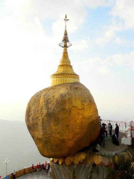 Burma, ein Jahr danach!