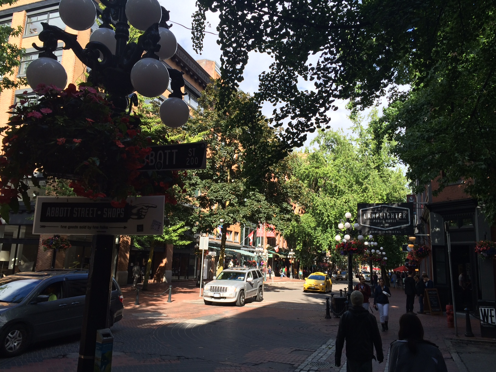 Vancouver und Inner Passage – Tag4