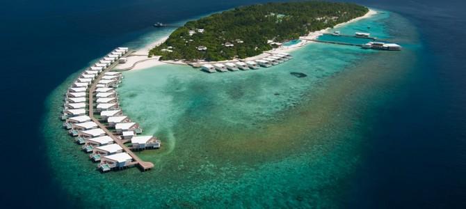 Amilla Fushi, Baa Atoll, Maldives – Urlaub auf dem Riff