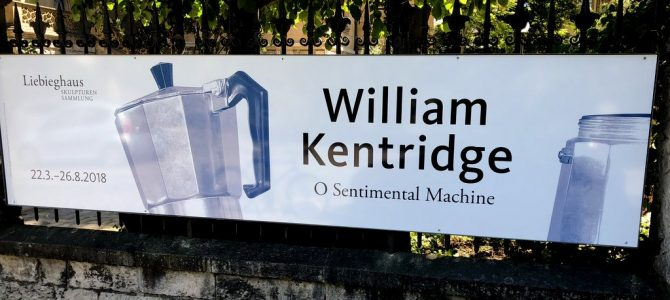 William Kentridge in Frankfurt