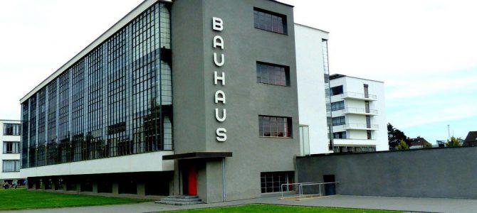 100 Jahre Bauhaus – eine Spurensuche in Weimar und Dessau