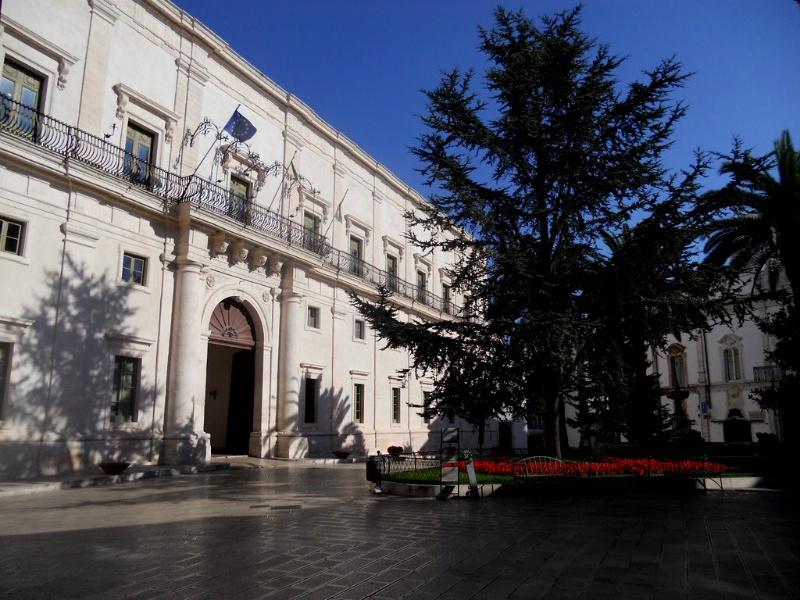 Golf und Kultur in Apulien