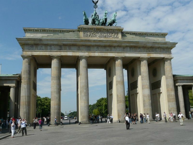 Berlin Mitte, ein Situationsbericht