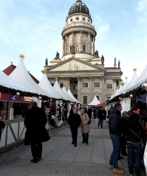 Berlin – Mitte im Herbst / Winter 2009